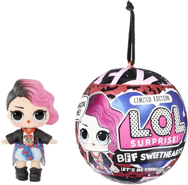 Кукла LOL Surprise BFF Sweethearts Rocker 574446