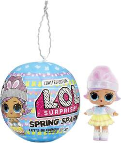 Кукла Лол LOL Surprise Spring Sparkle Bunny Hun 574460