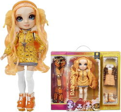 Кукла Rainbow High Winter Break Poppy Rowan Orange 574767