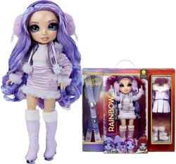 Кукла Rainbow High Winter Break Violet Willow Purple 574804