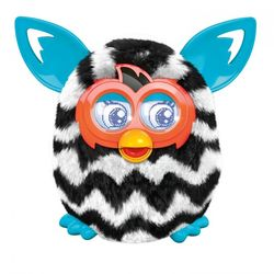 Ферби Бум Furby Boom Figure Zigzag Stripes зигзаг A4342/A4339