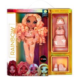 Кукла Rainbow High fashion Georgia Bloom + 2 комплекта одежды 575740
