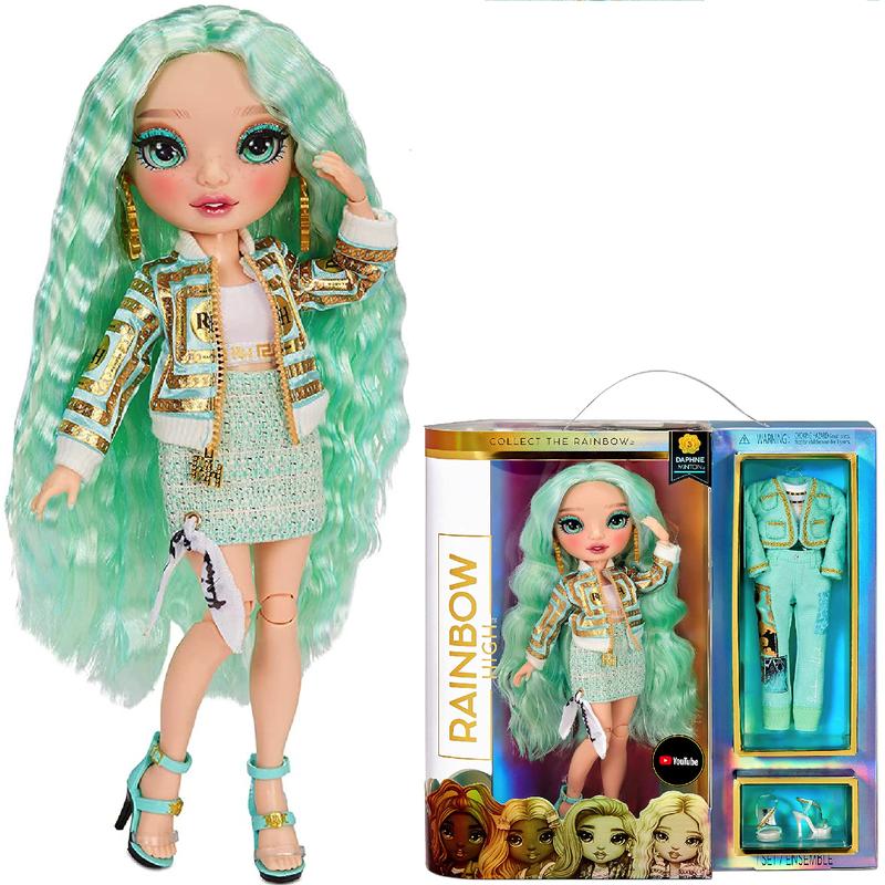 Кукла Rainbow High Fashion Daphne Minton + 2 комплекта одежды 575764
