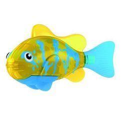 Robo Fish Роборыбка тропическая Белогрудый хирург плавает в воде 2549-4