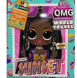 Кукла LOL OMG World Travel Sunset 576570