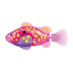 Robo Fish Роборыбка светодиодная Вспышка плавает в воде, светится 2541F