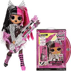 Кукла LOL Surprise OMG Remix Rock Metal Chick 577577