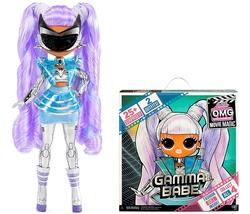 Кукла LOL Surprise OMG Movie Magic Gamma Babe 577898