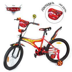"""Велосипед детский Disney Тачки 14"""" CAR14J"""