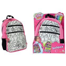 Рюкзак для раскрашивания Color Me Mine Love 6375173