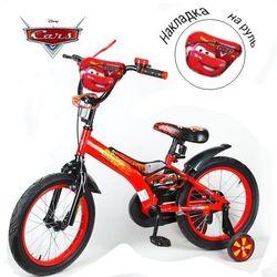 "Велосипед детский Disney Тачки 14"" CAR14N-44"