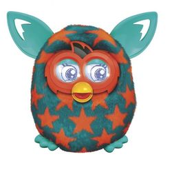 Ферби Бум Furby Boom Orange Stars Оранжевые звезды A4342/6807