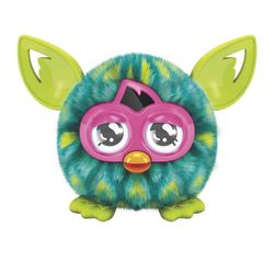 Ферби Ферблинг Furby Furbling Creature Peacock Feather Плюшевый павлин A6100/A6293