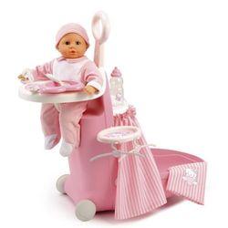 Набор для кормления и купания пупса в чемоданчике Hello Kitty 24152