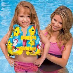Жилет для плавания Fun Fish Swim Vest Intex 59661