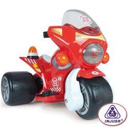 Аккумуляторный трицикл 6V Trimoto Samurai 1297 Firefighter