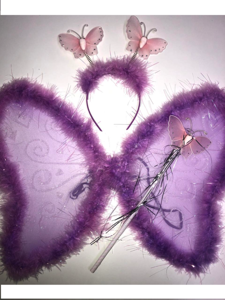 "Костюм ""Крылья бабочки"" Е60162"