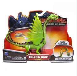 Игрушка Драконы Пристеголов Belch & Barf Боевые драконы 66550/11