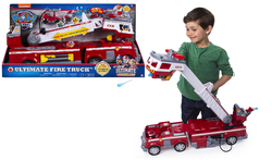 Щенячий патруль пожарная машина Paw Patrol Fire Truck with Extendable Ladder 6045904