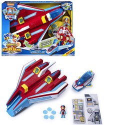 Щенячий патруль самолет-трансформер Paw Patrol Transforming Mighty Pups Jet 6053098