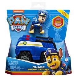 Щенячий патруль Чейз Машинка спасателя и щенок 6054118