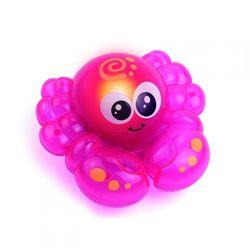 Игрушка для ванной со световыми эффектами Крабик 4318T