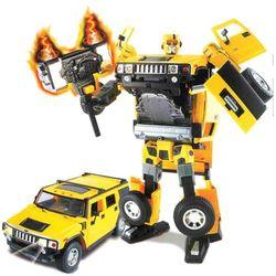 Робот трансформер Roadbot Hammer 50120hw