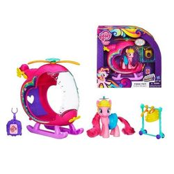 Вертолёт для Пинки Пай My Little Pony Rainbow Power Hasbro A5935