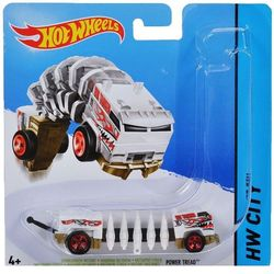 Машинка Хот Вилс Мутант Hot Wheels Power Tread BBY78/BBY93