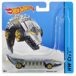 Машинка Хот Вилс Мутант Commander Croc Hot Wheels BBY78/BBY87