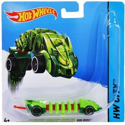 Машинка Хот Вилс Мутант Robo Wheels Hot Wheels BBY78/BBY94
