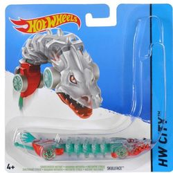 Машинка Хот Вилс Мутант Scullface Hot Wheels BBY78/BBY84