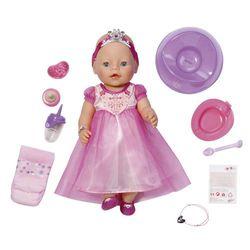 Кукла Baby Born Бэби Борн Принцесса Интерактивная 43 см Zapf Creation 820-438