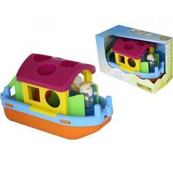 Игрушка для ванной Ковчег П-40374