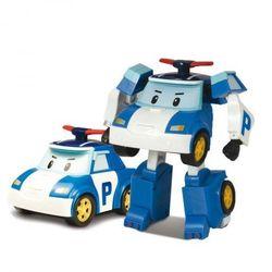 Робокар Поли трансформер 7,5 см Robocar Poli 83046