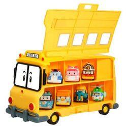 Робокар Поли Кейс для хранения машинок Скулби на 14 машинок Robocar Poli 83148