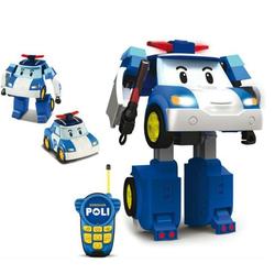 Робокар Поли трансформер на радиоуправлении 31 см Robocar Poli 83185