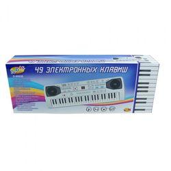 Синтезатор (пианино электронное), 49 клавиш D-00036