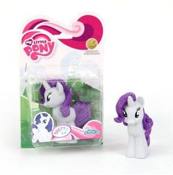 Игрушка My Little Pony пони Рарити, светится в воде 1129411