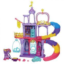 Игровой набор Радужное Королевство с пони Princess Twilight Sparkle Сила Радуги My Little Pony A8213