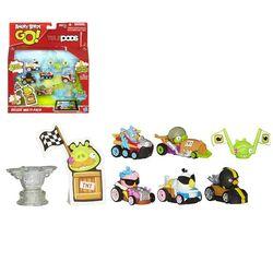 Набор Мега Other Games Angry Birds 5 картов с фигурками + 1 фигурка + база A6031E27