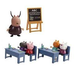 Игровой набор Свинка Пеппа Идем в школу Peppa Pig 20827