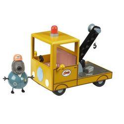 Игровой набор Свинка Пеппа Погрузчик Дедушки Пса Peppa Pig 24069