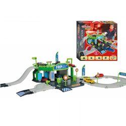 Заправочная станция Creatix + 1 машинка Majorette 2050010