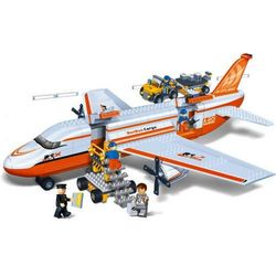 Конструктор Аэробус Banbao 8281