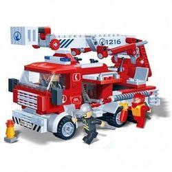 Конструктор Пожарная машина 8313 BanBao