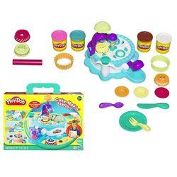 Набор для детского творчества с пластилином Фабрика тортиков Play-Doh Hasbro 24373