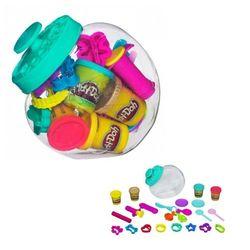 Набор пластилина Банка со сладостями Play-Doh Hasbro 38984