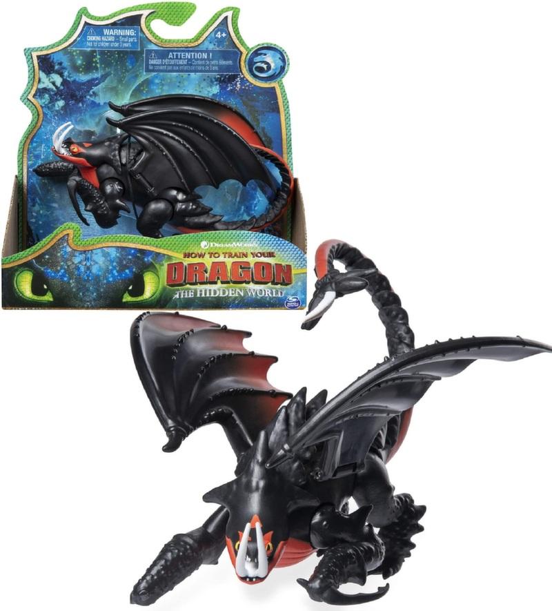 Дракон Смертохват Dragons Как приручить дракона 3 Deathgripper