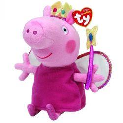 Мягкая игрушка Свинка Пеппа Принцесса 20 см Peppa Pig 46129
